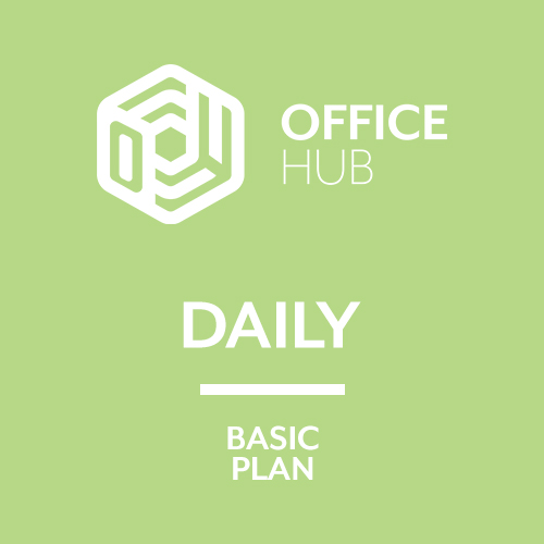 Rent an office in Malta - Daily Basic Plan