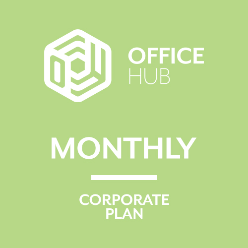Rent an office in Malta - Monthly Corporate Plan