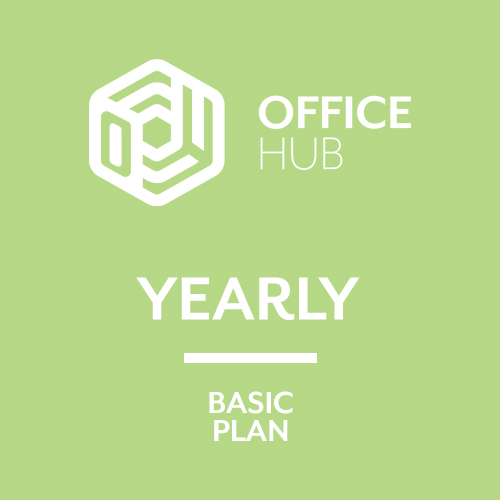 Rent an office in Malta - Yearly Basic Plan