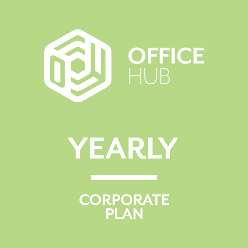Rent an office in Malta - Yearly Corporate Plan