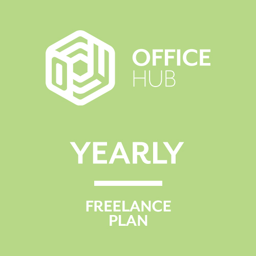 Rent an office in Malta - Yearly Freelance Plan
